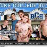 Broke College Boys Join By Check