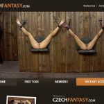 Free Pass For Czechfantasy.com
