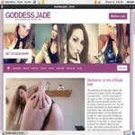 Get Goddess Jade Password