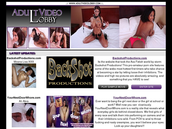 Adult Video Lobby Accounts Free