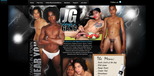 Jorges Gang Account For Free
